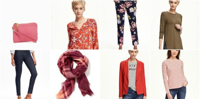 fall fashion finds for women from old navy