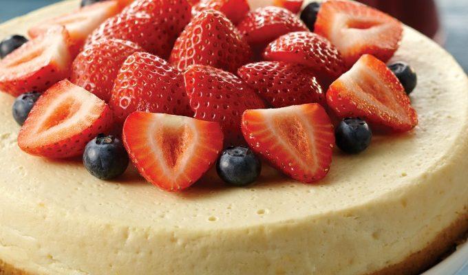 Classic Instant Pot Cheesecake Recipe