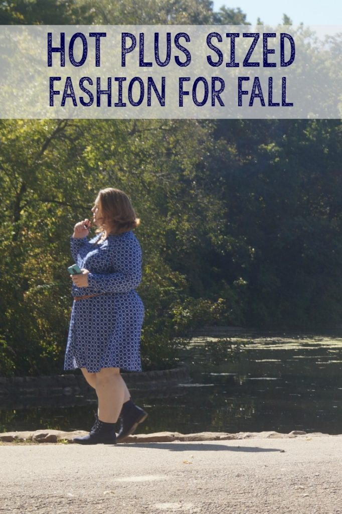 Hot plus sized fshion styles for fall from JustFab