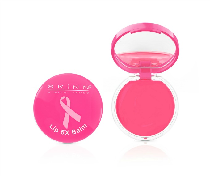 Dimitri James Skinn Lip6X Balm Watermelon