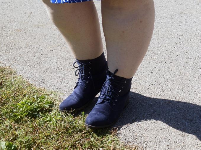 JustFab Kassy Boots