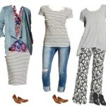 Target Mix and Match Wardrobe Capsule for Fall