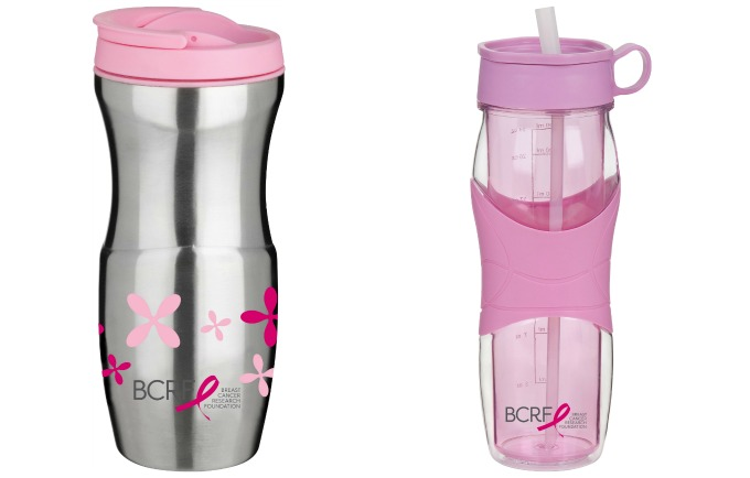 trudeau bcrf travel bottles