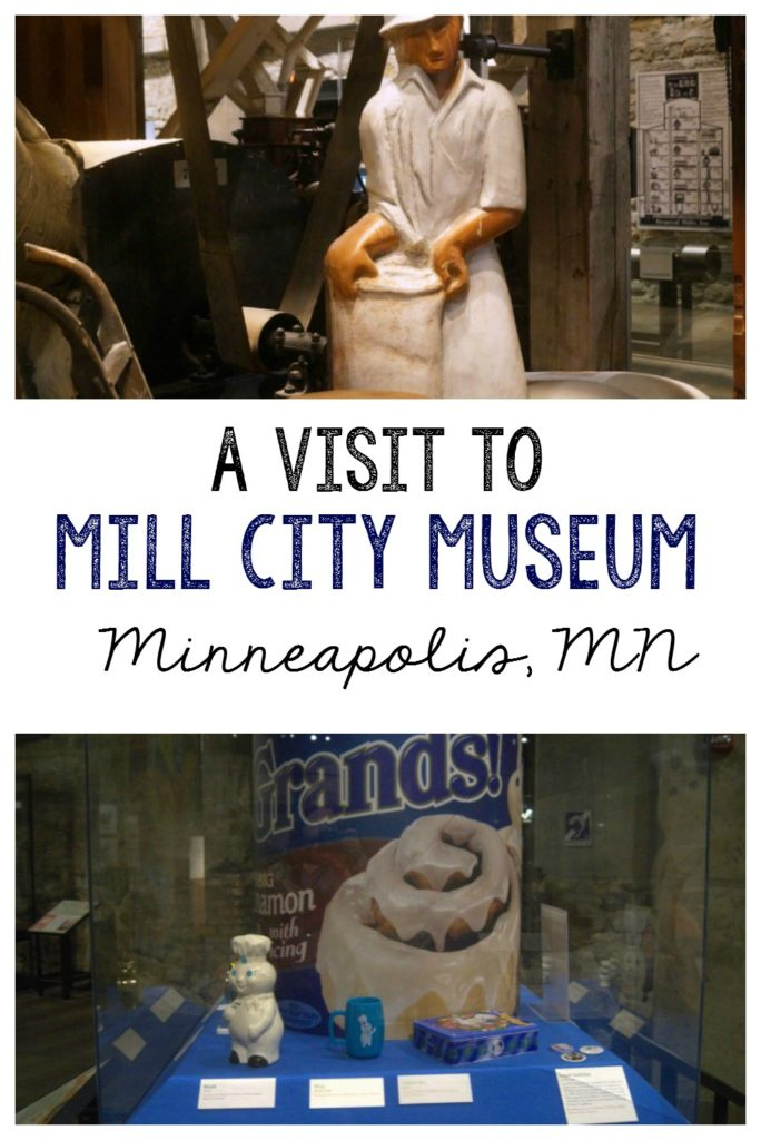 A trip through Mill City Museum in Minneapolis, MN.