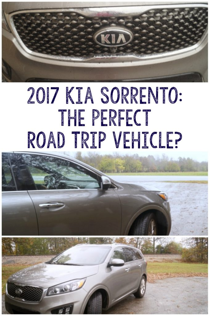 Is the 2017 Kia Sorrento the perfect road trip vehicle?