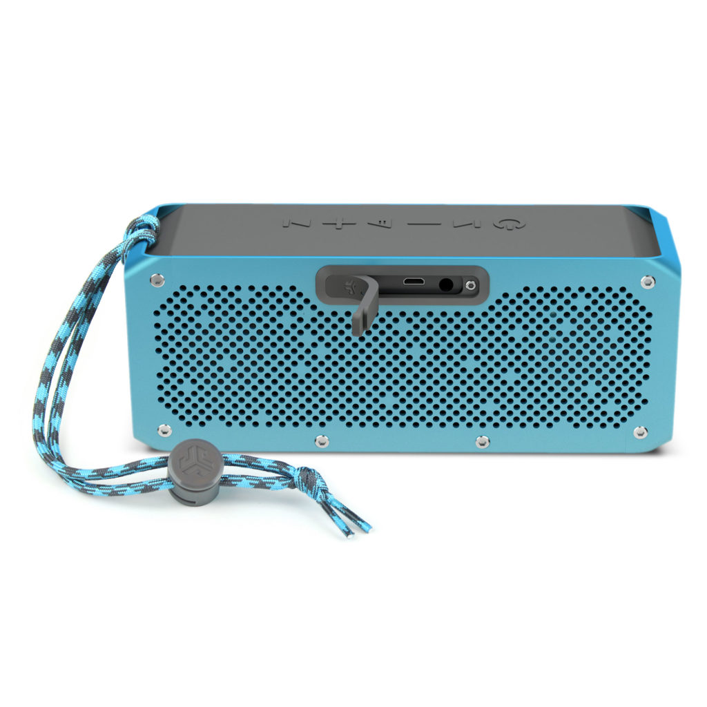 XL Speaker is great for taking to the pool, boat, or lake, and makes a great gift for the tech lover.