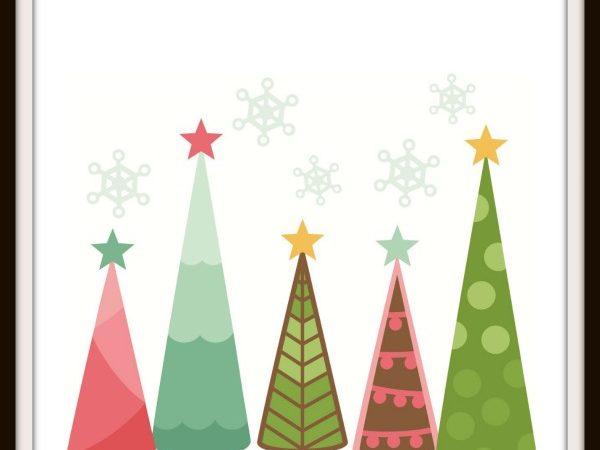Be in good cheer free Christmas printable