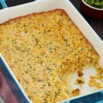 Delicious and Easy Fresh Corn Pudding Recipe with Chives