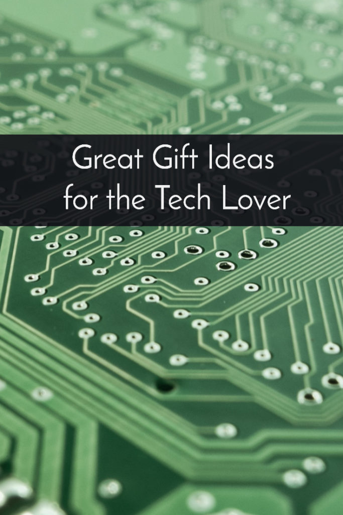 10 Great gift ideas that the technology lover on your list is sure to appreciate