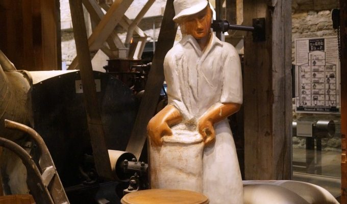 Discover the History of Flour at Mill City Museum in Minneapolis