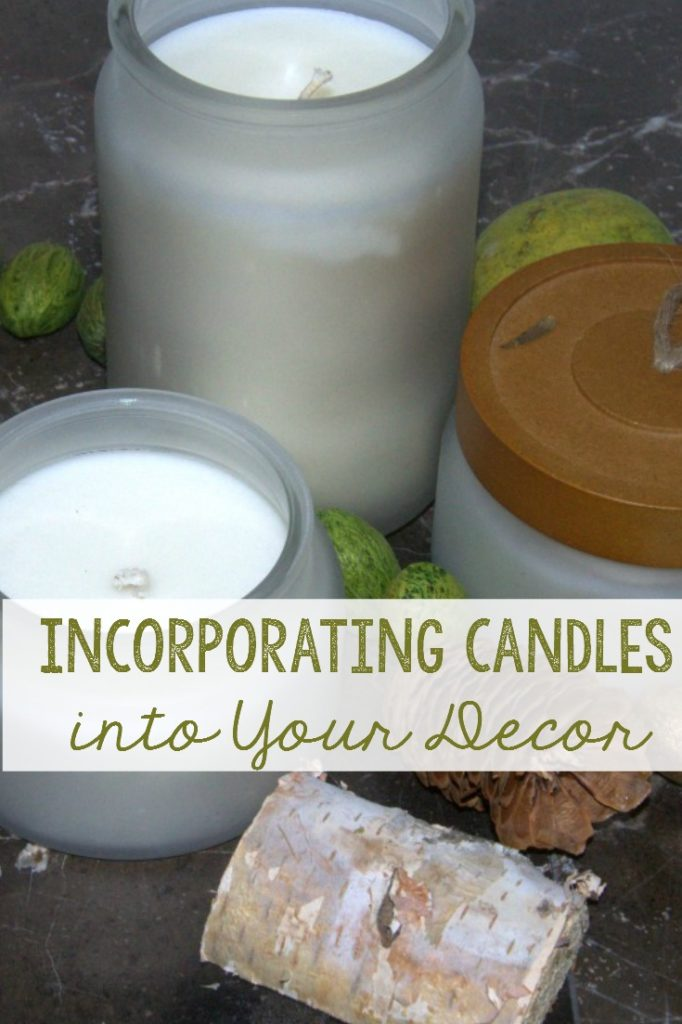 Easy ways to Include candles in your home decor