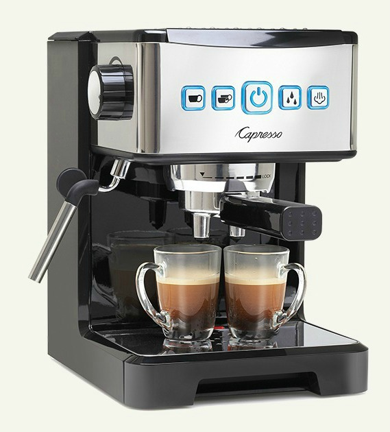 The Capresso Ultima Pro makes a great gift for any coffee lover or foodie on your gift giving list.