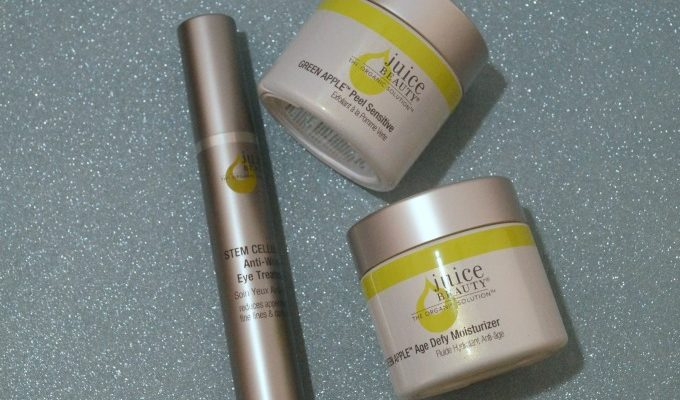 Juice Beauty Organic Skin Care Giveaway