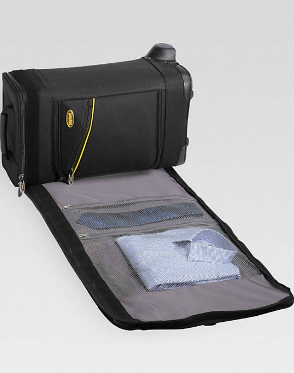 Skyroll Spinner Carry On Luggage to prevent your clothes from getting wrinkled