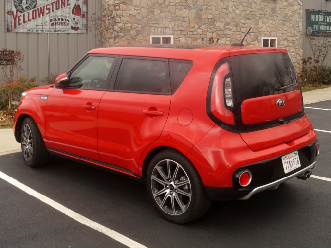 2017 Kia Soul! Turbo