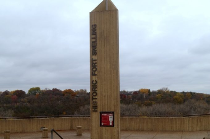 A trip to Historic Ft Snelling in Minneapolis, MN