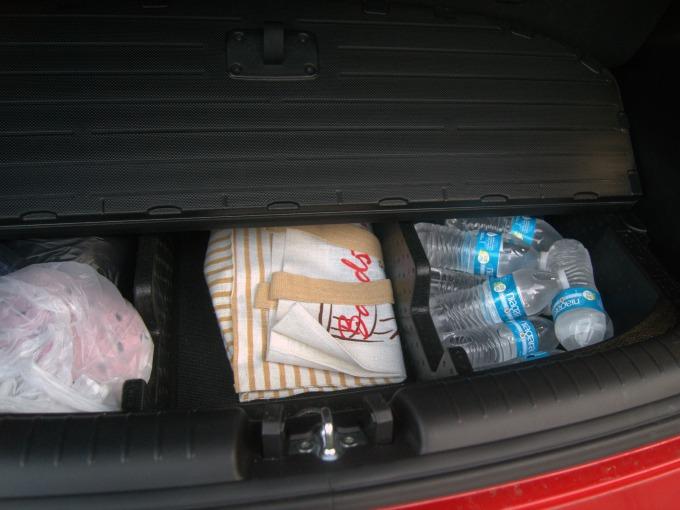 Ki soul hidden cargo compartments