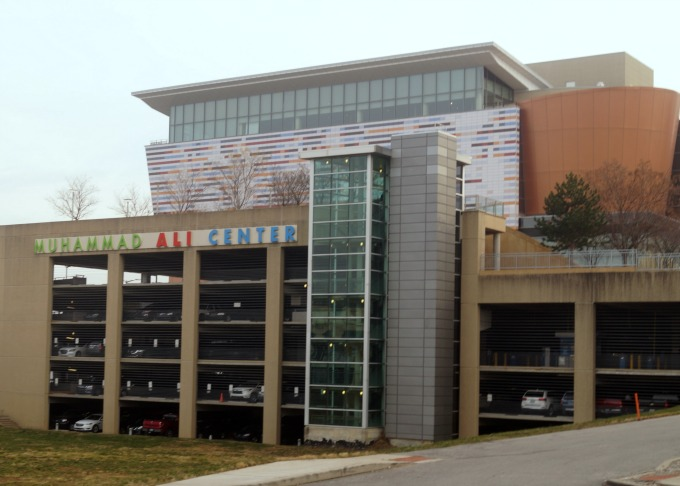 The Muhammed Ali Center Louisville, KY