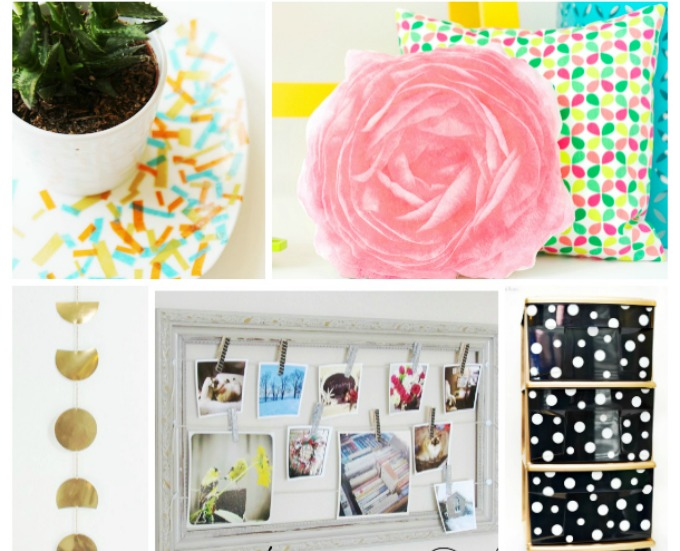 Easy apartment DIYs that look awesome