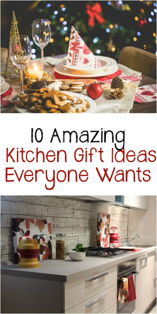 Do you know someone who loves to cook? Check out these amazing kitchen gift ideas that everyone wants. From the at home chef to the professional