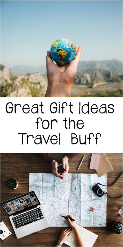 Fantastic gift ideas for those that love to travel. Whether they're a seasoned traveler, or just a weekend warrior, there's something for everyone.