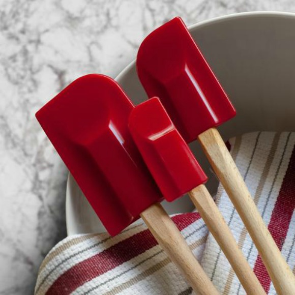 Heirloom Living Silicone Spatulas