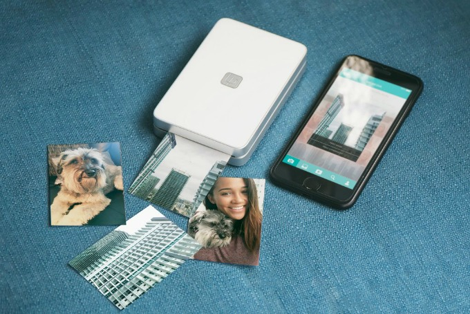 Lifeprint Photo Printer