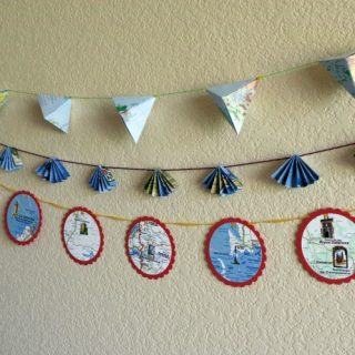 How to Make Three Different Styles of Paper Garlands