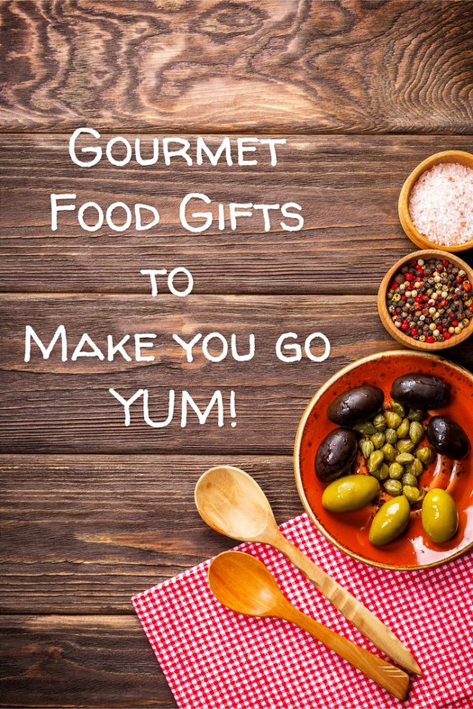 Looking for a gift for the chef or foodie? Look no further. This great gift of gourmet food gifts will make anyone go yum!