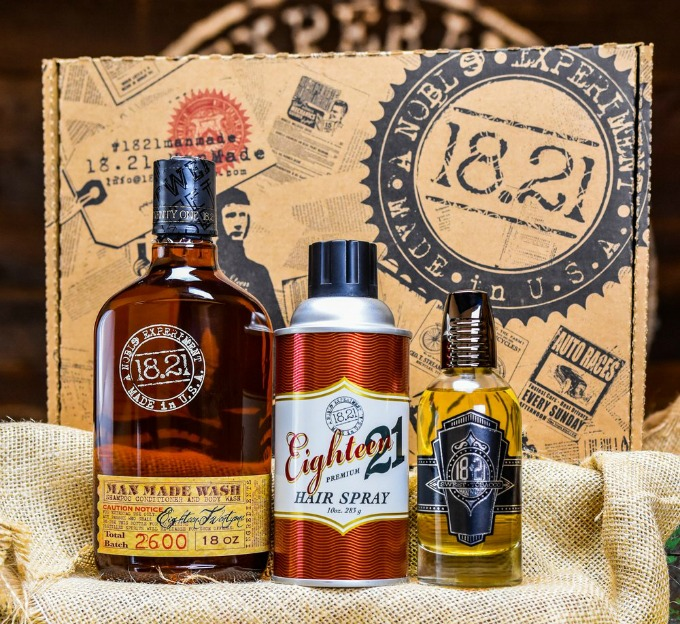 1821 anmade grooming products