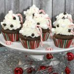 How to Make Peppermint Hot Chocolate Cupcakes