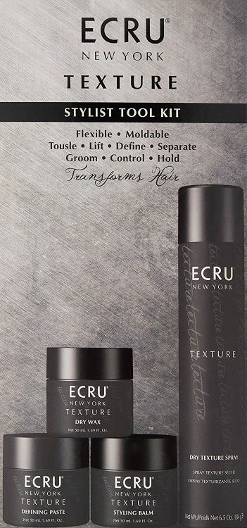 Ecru New York Texture hair products