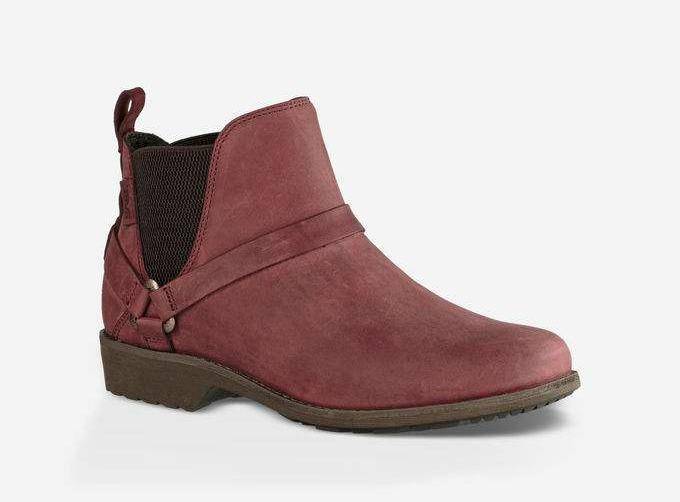 Teva De La Vina Chelsea Boots