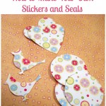 How To Make Your Own Stickers & Seals Tutorial