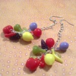 How to Make Fruit Salad Earrings – An Earring Tutorial