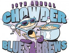 Chowder, Blues, and Brews – Florence, OR