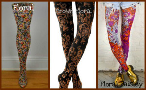 Fashion Friday: Tights