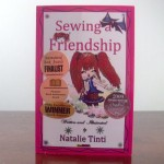 Sewing a Friendship by Natalie Tinti – Children's Book Review