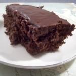 Little Black Dress Brownie Recipe