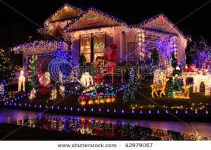 ZOMG Christmas Lights!