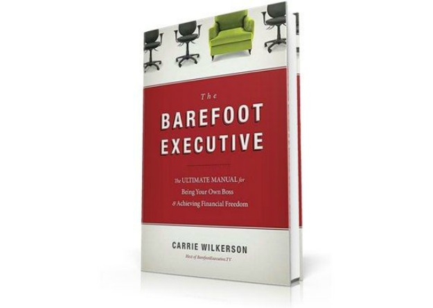 Read our review of Barefoot Executive book