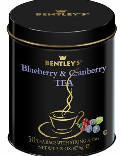 Blueberry Cranberry Tea from Boston Tea Co
