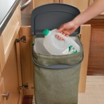 Make Recycling Easy with Rubbermaid