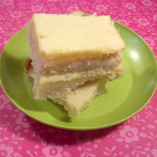 Sweet and Tangy Lemon Bars Recipe