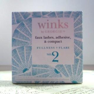 Winks by Georgie false eyelashes