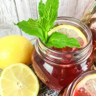 How to make passion tea lemonade