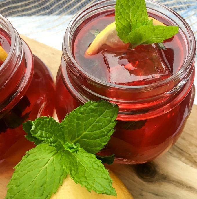 Passion Tea Lemonade Recipe