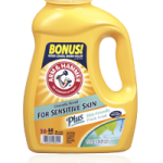 Arm and Hammer Laundry Detergent for Sensitive Skin is Great