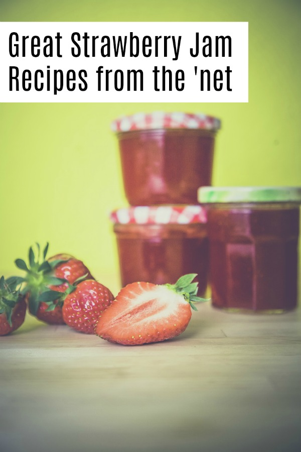Make your own strawberry jam | Strawberry jelly | Strawberry preserves recipe | canning |putting fruit up | homesteading