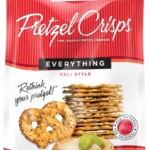 Pretzel Crisps are a Tasty Snack